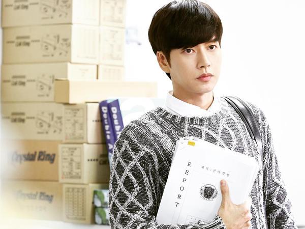 Park Hae Jin Siap Jadi Yoo Jung Sunbae Lagi Untuk Film 'Cheese in The Trap'!