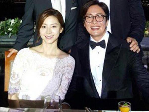 Selamat, Park Soo Jin Hamil Buah Hati Pertamanya dengan Bae Yong Joon!