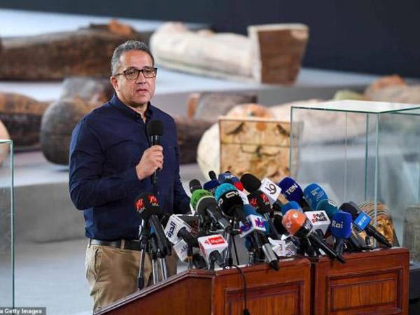 Pemerintah Mesir Terjunkan Keturunan Firaun Demi Dongkrak Pariwisata