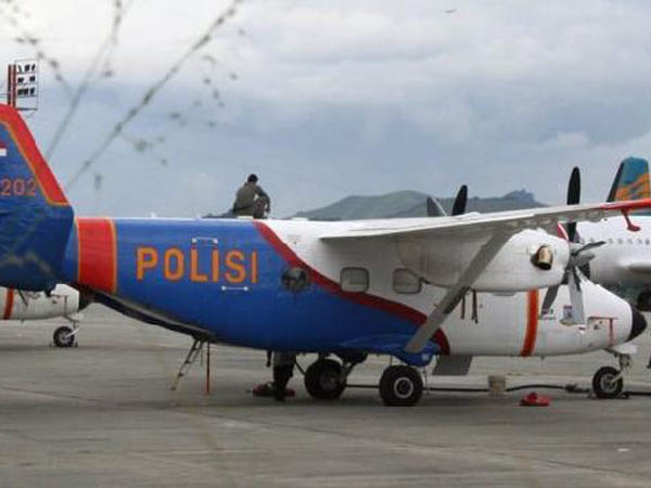 Info Dari Otoritas Singapura, Pesawat Polri Dilaporkan Hilang Di Kepulauan Riau