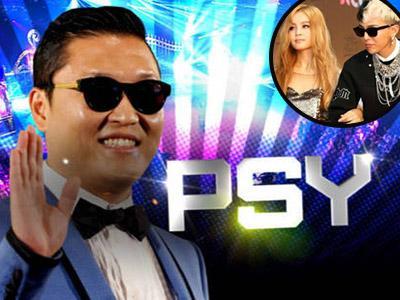 Gelar Konser Besar, Psy Gaet 2 Rekannya di YG Entertainment