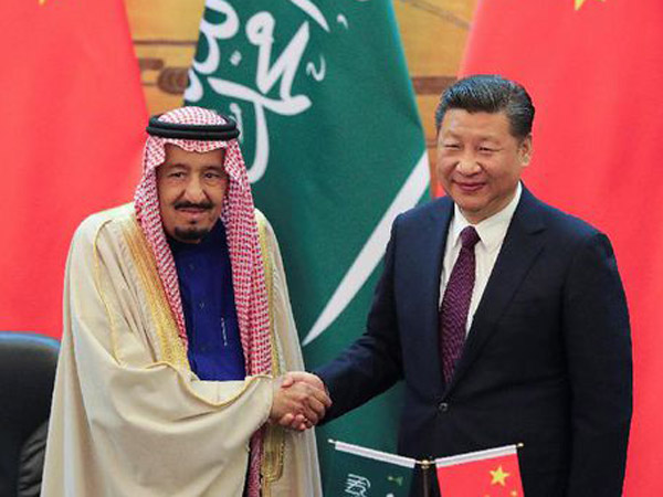 Lanjutkan 'Tur' Asia, Raja Salman Gelontorkan Rp864 Triliun di Cina