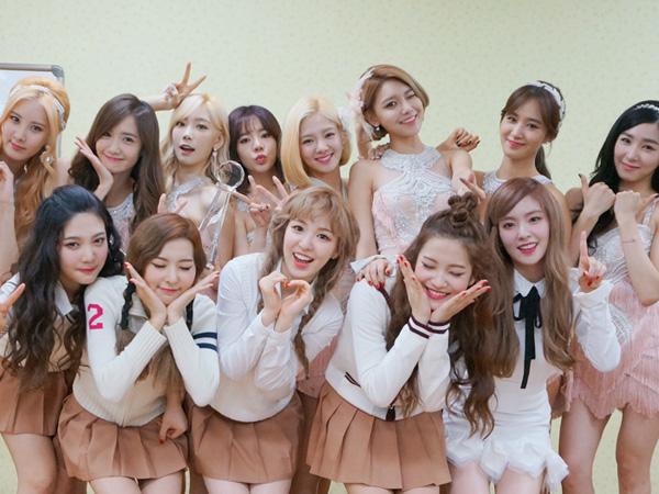 Bersaing Rebutan Posisi Satu dengan SNSD di Program Musik, Apa Kata Red Velvet?