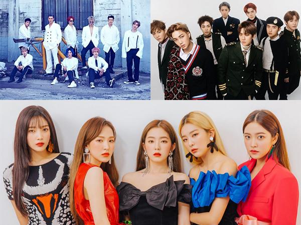 SM Entertainment Beberkan Rencana Sederet Artis Naungannya di Tahun 2020