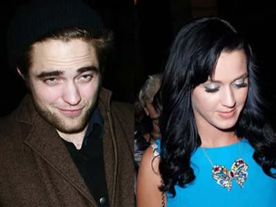 Pattinson-Katy Perry Makan Malam Romantis