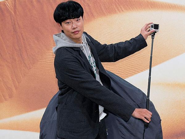 Ryu Jun Yeol Belajar Arti 'YOLO' dari Turis Asing di Afrika