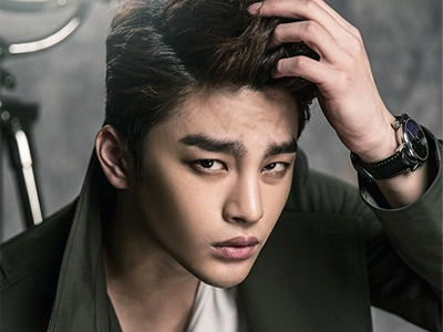 Seo In Guk Perankan Pemuda Dengan Disabilitas di 'Stray Dog'