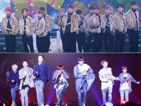 Comeback Bersamaan Seventeen vs iKON, Mana yang Paling Kamu Tunggu?