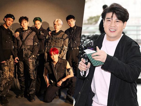 Hasil Memukau, Shindong Tuai Pujian Jadi PD 'EXO The Stage'