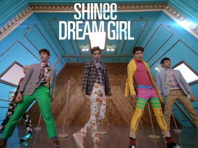 Composer SHINee Ciptakan Lagu Dream Girl Mirip Lagu Meksiko?