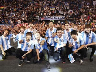 Super Junior: Kami Akan Terus Lanjutkan Super Show Hingga Member Terakhir Gabung Wamil
