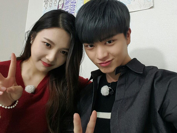 Joy Red Velvet Terharu Lihat Penampilan Sungjae BTOB di 'We Got Married'