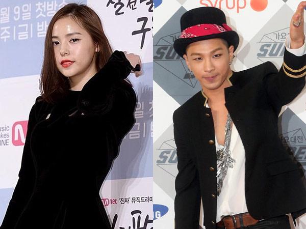 Setelah YG, JYP Entertainment Juga Konfirmasi Taeyang & Min Hyo Rin Pacaran