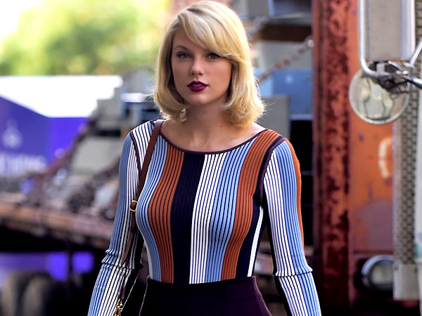Ssst.. Taylor Swift Suka Intip Akun Media Sosial Penggemarnya!