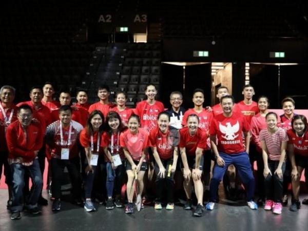 Kejuaraan Dunia Bulutangkis Hari Ke-2, Ini Jadwal Pertandingan Wakil Indonesia