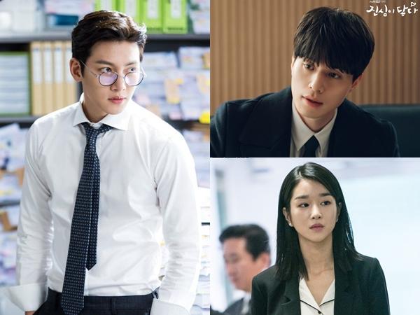 5 Karakter Pengacara Drama Korea yang Memikat