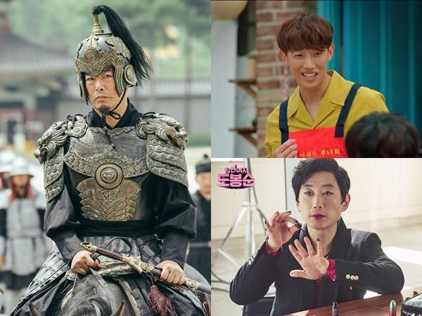 5 Aktor Pendukung yang Selalu Mencuri Perhatian di Drama Korea