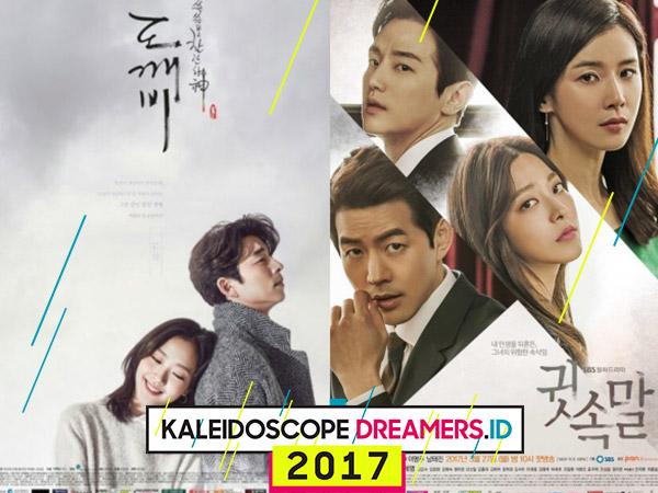Jadi Favorit, Inilah Genre Drama Korea Paling Populer Sepanjang Tahun 2017!