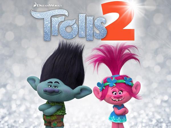Gagal Menang Oscars, 'Trolls' Konfirmasi Bintang dan Rilis Poster Film Keduanya!