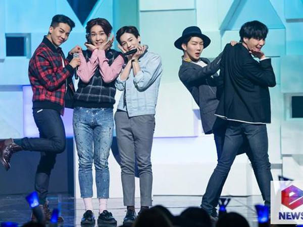 Gemasnya WINNER Pamer Aegyo Saat Bawakan Lagu 'Don't Flirt' di M! Countdown