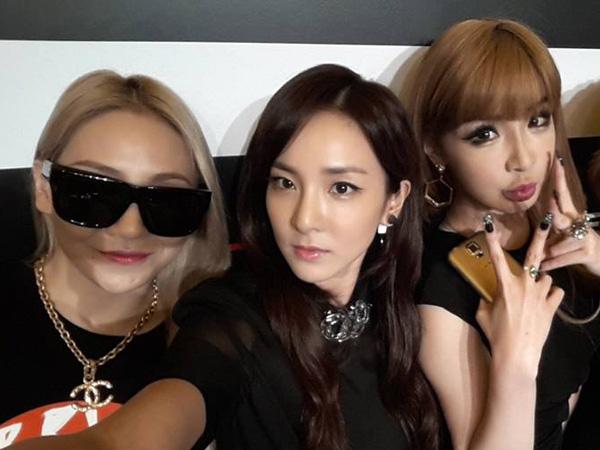 Ditinggal Minzy, 2NE1 Dipastikan Tak Bubar dan Siap Comeback di Musim Panas!
