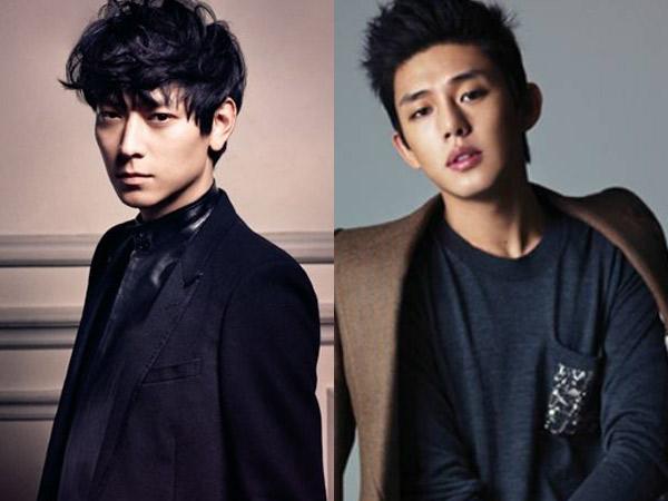 Dua Bintang Tampan, Kang Dong Won dan Yoo Ah In Siap Adu Akting di Layar Lebar!