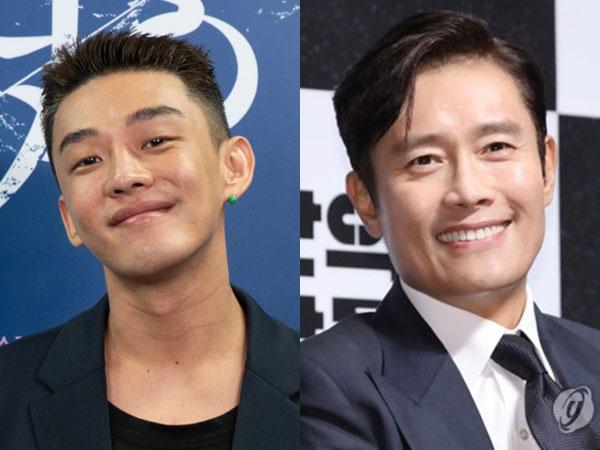Yoo Ah In Kirim Hadiah Nyeleneh ke Lee Byung Hun