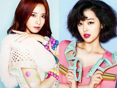 Seperti Apa Sih Tipe Ideal Yoona SNSD & Sulli F(x)?