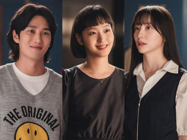 Kim Go Eun Akhirnya Bertemu Cewek yang Naksir Ahn Bo Hyun di Yumi's Cells