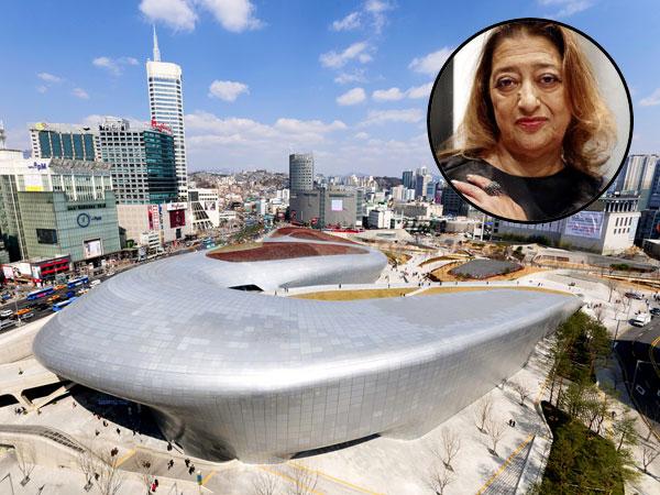 Sosok Arsitek Muslim Wanita Perancang Dongdaemun Design Plaza di Google Doodle Hari Ini