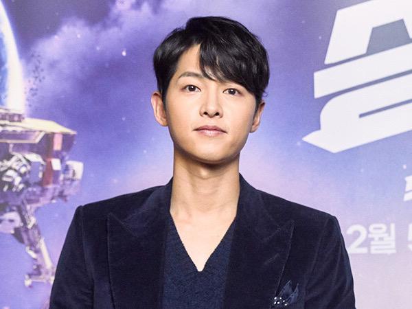 Song Joong Ki Cerita Kesulitan Syuting Film Space Sweepers