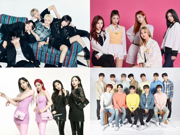 Grup K-Pop yang Dianggap Bakal Memimpin Masa Kejayaan Generasi ke-4