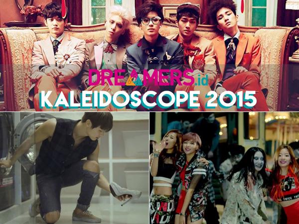 Lima Konsep Video Musik K-Pop Ini Jadi yang Terunik di Tahun 2015