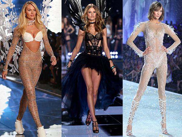 Absen di Fashion Show Victoria's Secret, Tiga Model Seksi Ini Tetap Kirim Dukungan Lewat Instagram!