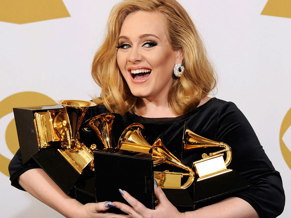 Belum Menginjak Usia 30 Tahun, Adele Jadi Selebriti Terkaya di Inggris!
