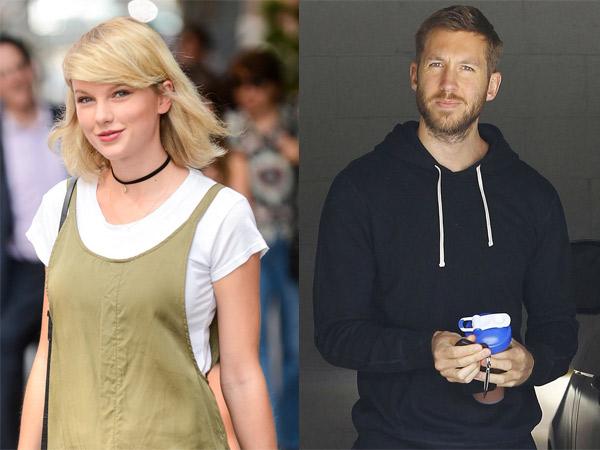 Sempat Perang Dingin, Taylor Swift dan Calvin Harris Kembali Berhubungan?