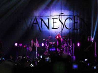 Evanescence Akan Vakum Setalah Tur
