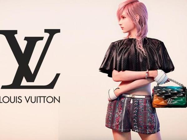 Brand Fashion Ini Gaet Karakter 'Final Fantasy' Sebagai Model Koleksi Terbarunya!