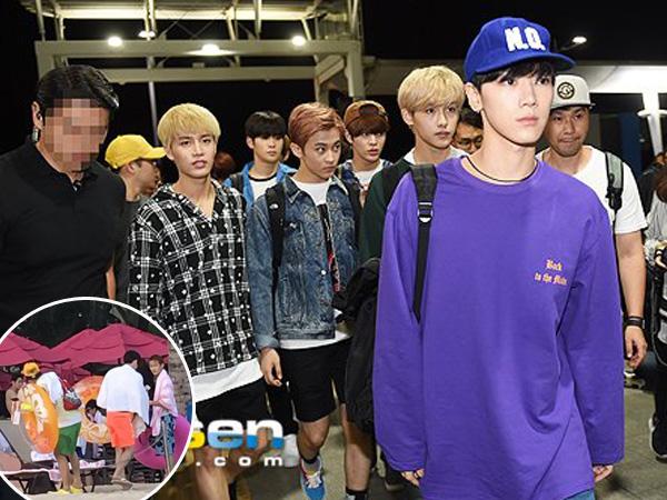 Duh, Momen Liburan SM Entertainment di Hawaii Terganggu dengan Fans Sasaeng?