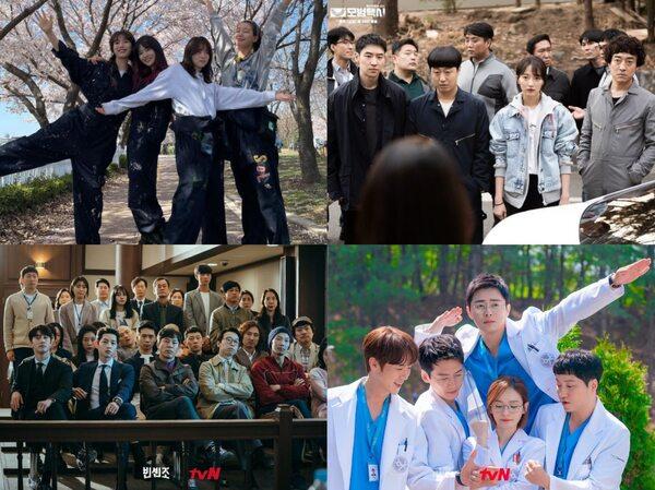 7 Persahabatan di Drama Korea 2021, Squad Goals!