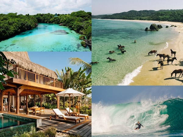 Main ke Nihiwatu, 'Surga Dunia' yang Menjadi Spot Surfing Legendaris