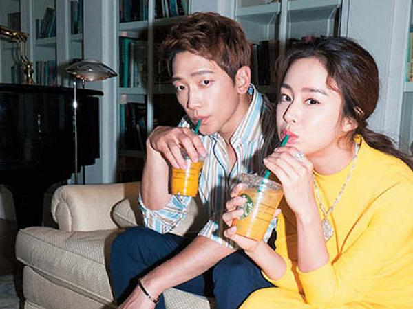 Pasangan Rain-Kim Tae Hee Bocorkan Alasan 'Manis' Pilih Konsep Pernikahan Sederhana