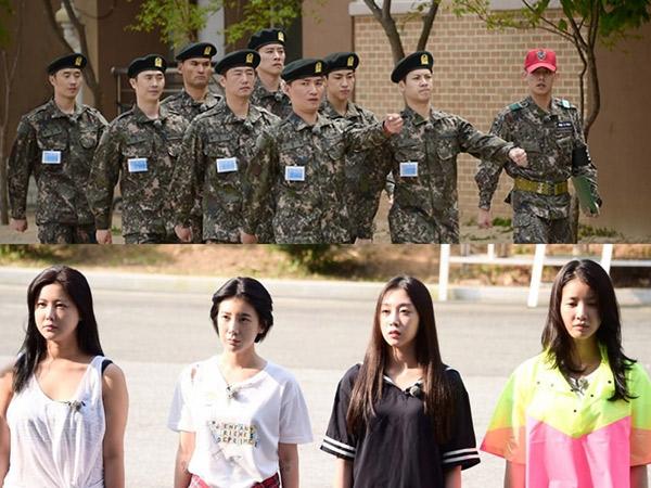 Sempat Vakum, Reality Show Berkonsep Militer 'Real Men' Siap Tayang Kembali