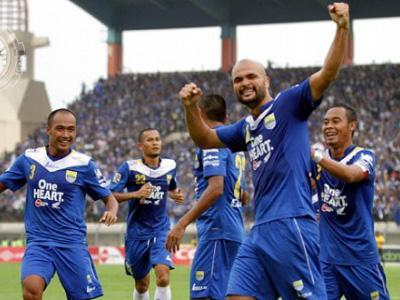 Persib Bandung Segera Gelar Pertandingan Uji Coba dengan DC United!