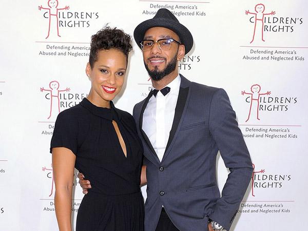 Selamat, Alicia Keys dan Swizz Beatz Dikaruniai Anak Kedua!