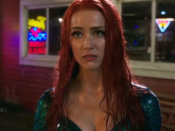 Dampak Kasus KDRT, Warner Bros Pertimbangkan Pecat Amber Heard dari 'Aquaman 2'