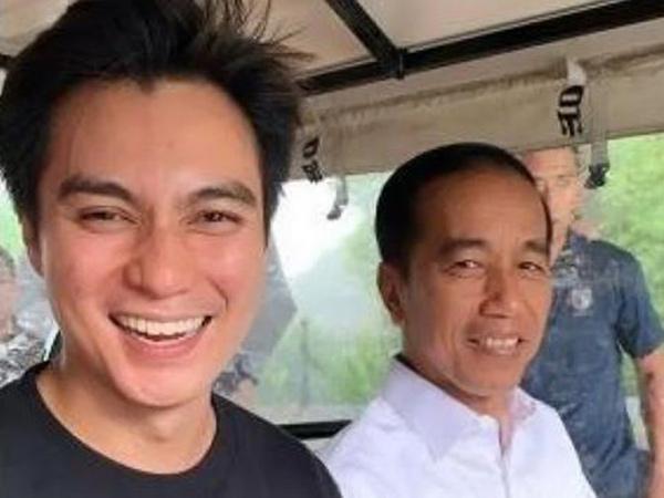 Dibully hingga Trending, Baim Wong Ganti Ucapan Ultah ke Jokowi