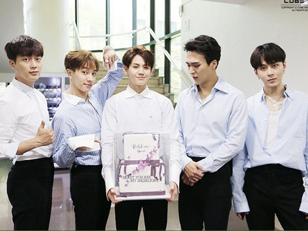 Ini Kata Cube Entertainment Soal Kabar Beast Hengkang dan Dirikan Agensi Sendiri
