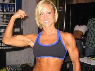 Bodybuilding Tidak Sebabkan Payudara Mengecil