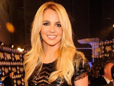 Britney Spears Jadi Juri The X-Factor